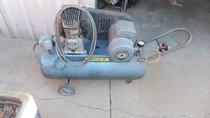 Mcmillan 12 cfm portable air compressor