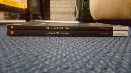 Yr 11 Modern History Book