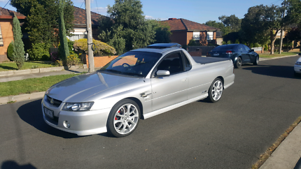 VZ SSZ UTE WITH SUNROOF
