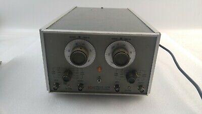 Kh Krohn-hite Variable Low Pass High Pass Filter 50400hz Model 3202