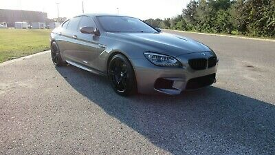 2015 BMW M6 Gran Coupe Competition Package 2015 BMW F06 M6 GRAN COUPE BANG & OLUFSEN COMPETITION PKG w NEW ACL ROD BEARINGS