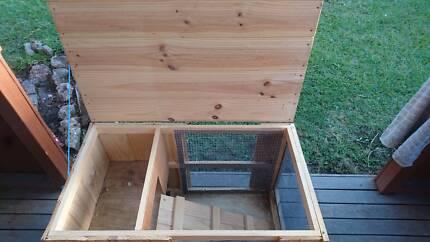 Guinea pig rabbit hutch