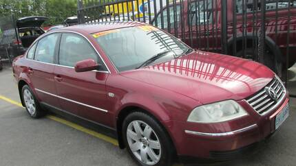 2001 Volkswagen Passat Sedan Youngtown Launceston Area Preview