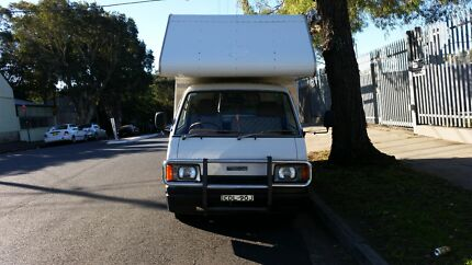 CAMPERVAN LOW KMS WHY PAY MORE? SALE OR TRADE! Redfern Inner Sydney Preview