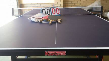 KSports Table Tennis Ping Pong Table Cleveland Redland Area Preview
