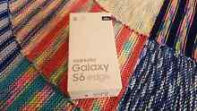 Samsung Galaxy S6 edge 64gb black sealed Holden Hill Tea Tree Gully Area Preview