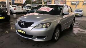 2004 Mazda 3 Maxx Hatch ! Fully Serviced & Inspected ! Like New ! Granville Parramatta Area Preview