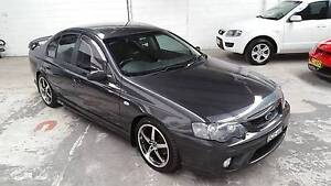 2007 Ford Falcon XR6 BF MKII Sedan 6 Speed Automatic Waratah Newcastle Area Preview