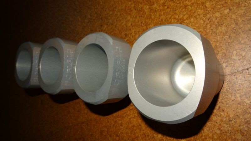 Sorvall 38002 centrifuge buckets (Set of 4)