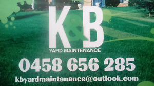 K&B yard maintenance Blackmans Bay Kingborough Area Preview