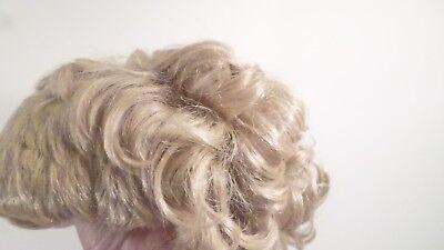 Vintage Tovar Exelon Short Blonde Full Wig With Bangs Hong Kong