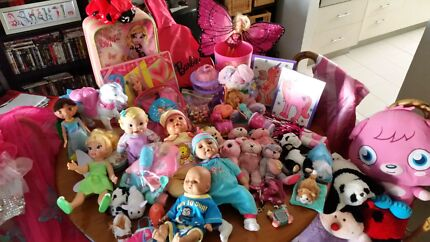 Bulk Girls Toys $110 Langford Gosnells Area Preview