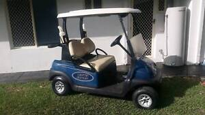 CLUB CAR PRECEDENT GOLF CART ELECTRIC GOLF BUGGY
