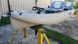 Hobie Mirage Outfitter Tandem Pedal Kayak - Excellent Condition