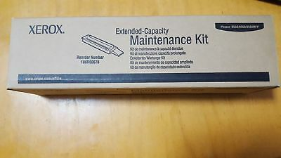 GENUINE XEROX Extended-Capacity Maintenance Kit 108R00676 - OEM FACTORY SEALED