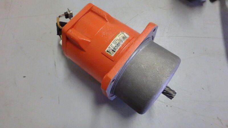 Abb Robotics Robotic Servo Motor 3hac9781-1  Rev 6_281319898c