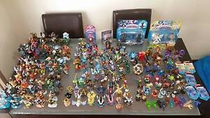 Skylanders collection Waterford West Logan Area Preview