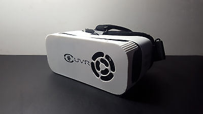 Samsung Gear VR Fan Cooling Cover Mod Only (Consumer Edition - SM-R322)