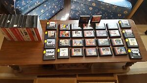 Sega genesis, accessories, and 38 games in the great condition