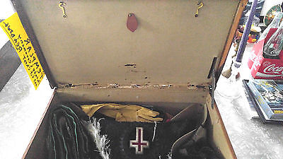Knights Templar 1900's Parade and Ceremony outfit and chest from #42 Reading Pen