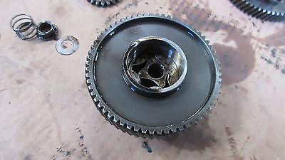 Ford New Holland Sba165026120 Oil Pump And Gear 1920 Tractor N844 Shibaura