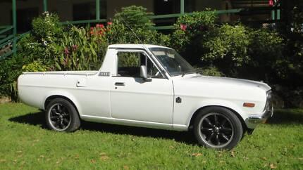 1986 Nissan Sunny Ute Kureelpa Maroochydore Area Preview