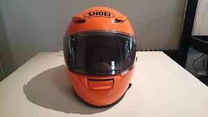 Shoei RF-1100 Pure Orange Helmet (Small) North Sydney North Sydney Area Preview
