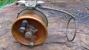 old copper fishing reel 4sale Kingston Logan Area Preview