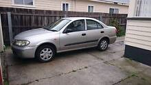 2004 Nissan Pulsar Sedan Mowbray Launceston Area Preview