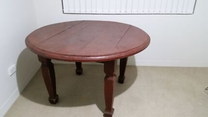 Antique Oak Table  Earlwood Canterbury Area Preview
