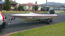 Ski boat 18ft 200hp Fairy Meadow Wollongong Area Preview