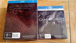 Game Of Thrones seasons 1-5 Blu Ray **BRAND NEW** Liverpool Liverpool Area Preview