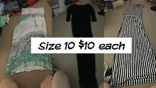 Size 10 women's clothing Coomera Gold Coast North Preview