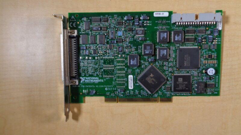Natonal Instruments DAQ I/O Interface Card 187570D-01 R8