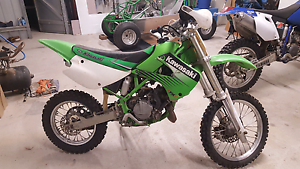KX 80 Off road motorbike Stanthorpe Southern Downs Preview