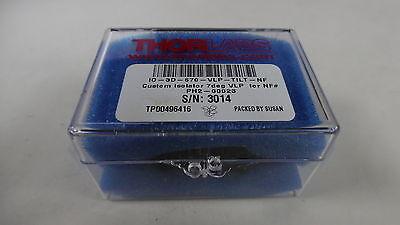 Thorlabs Isolator Io-3d-670-vlp-tilt-nf