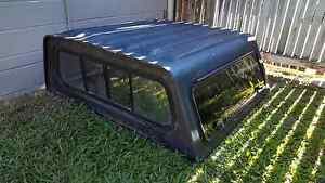 Hilux Ute canopy Rasmussen Townsville Surrounds Preview