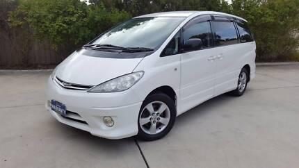 2003 Toyota Tarago Estima, Only 90k kms! FREE 3YRS WARRANTY!!