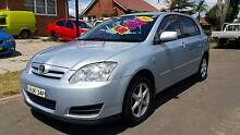 2005 TOYOTA COROLLA AUTOMATIC IN IMMACULATE CONDITION Guildford Parramatta Area Preview