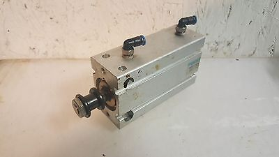 Festo Compact Pneumatic Cylinder, DMM-32-50-P-A, 50mm Stroke, Used, WARRANTY