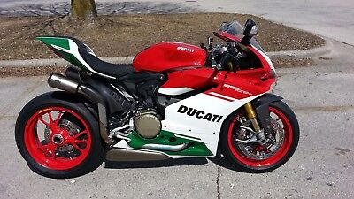 2018 Ducati Superbike  2018 1299 Panigale Final Edition #140
