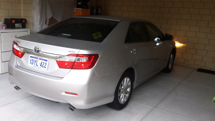 Toyota Aurion AT-X 2012 / Swap included