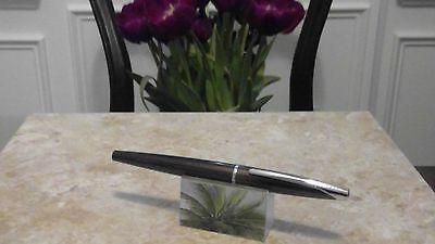 Cross Atx, sepia brown , Fountain Pen, nib m ink cartridge retired