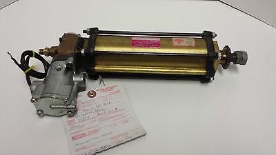 B8013-1027-6 Schrader Bellows Hydraulic-pneumatic Actuator 4810-01-327-2036