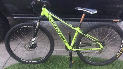 Mint condition cannondale mountain bike
