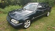 1996 Mercedes-Benz C280 Sedan Mardi Wyong Area Preview