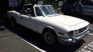 Triumph Stag Heckenberg Liverpool Area Preview