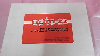 Opto 22 Model Pb16hq Data Aquisition Control Board