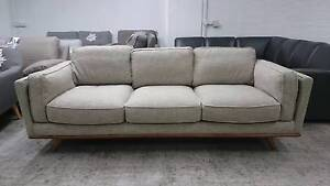 FACTORY SECOND DHALIA 3S SOFA! Richmond Yarra Area Preview
