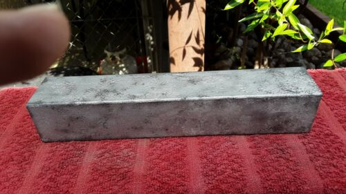 """2 1/4 X 2 1/4 X 12"""" solid  square  Steel  Farm  grade  stock"""